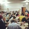 Crammed Cafeteria