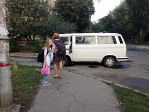 Van pickup